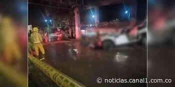 Reportan accidente de tránsito que habría dejado tres fallecidos en San José del Guaviare - Canal 1