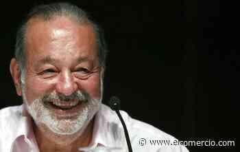 Magnate mexicano Carlos Slim, de 80 años, contagiado con covid-19