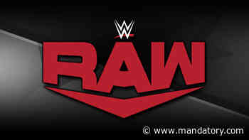 WWE RAW Results (1/25/21)