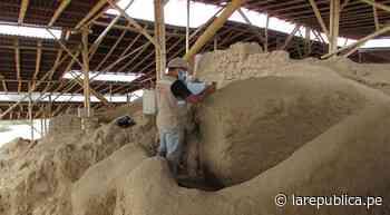 Lambayeque: hallan nuevos entierros de niños en pirámide de Túcume - LaRepública.pe