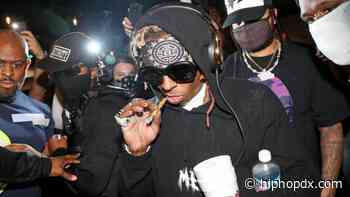 Lil Wayne Following JAY-Z's Lead With Cannabis Biz Level-Up