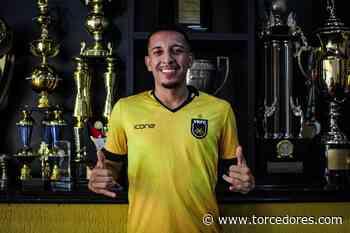 Cariocão 2021: Volta Redonda anuncia retorno de atacante que estava na base do Fluminense - Torcedores.com