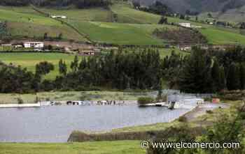 Prefectura de Pichincha requiere USD 15 millones para construir 550 kilómetros de redes para el riego en Cayambe y Pedro Moncayo