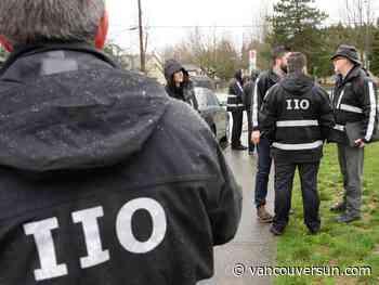 IIO investigating death of Maple Ridge man recently released from custody