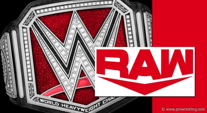 WWE RAW RESULTS – LIVE NOW: WOMEN'S TITLE MATCH, DREW MCINTYRE RETURNS!