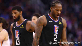 Kawhi Leonard, Paul George out due to health and safety protocols; may join Clippers on road trip, per report