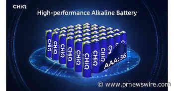CHiQ Batterien ab sofort online in sechs europäischen Ländern erhältlich