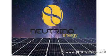 Neutrino Energy is This Generation's Solar Energy