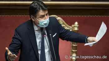 Italien: Conte will zurücktreten und weiterregieren