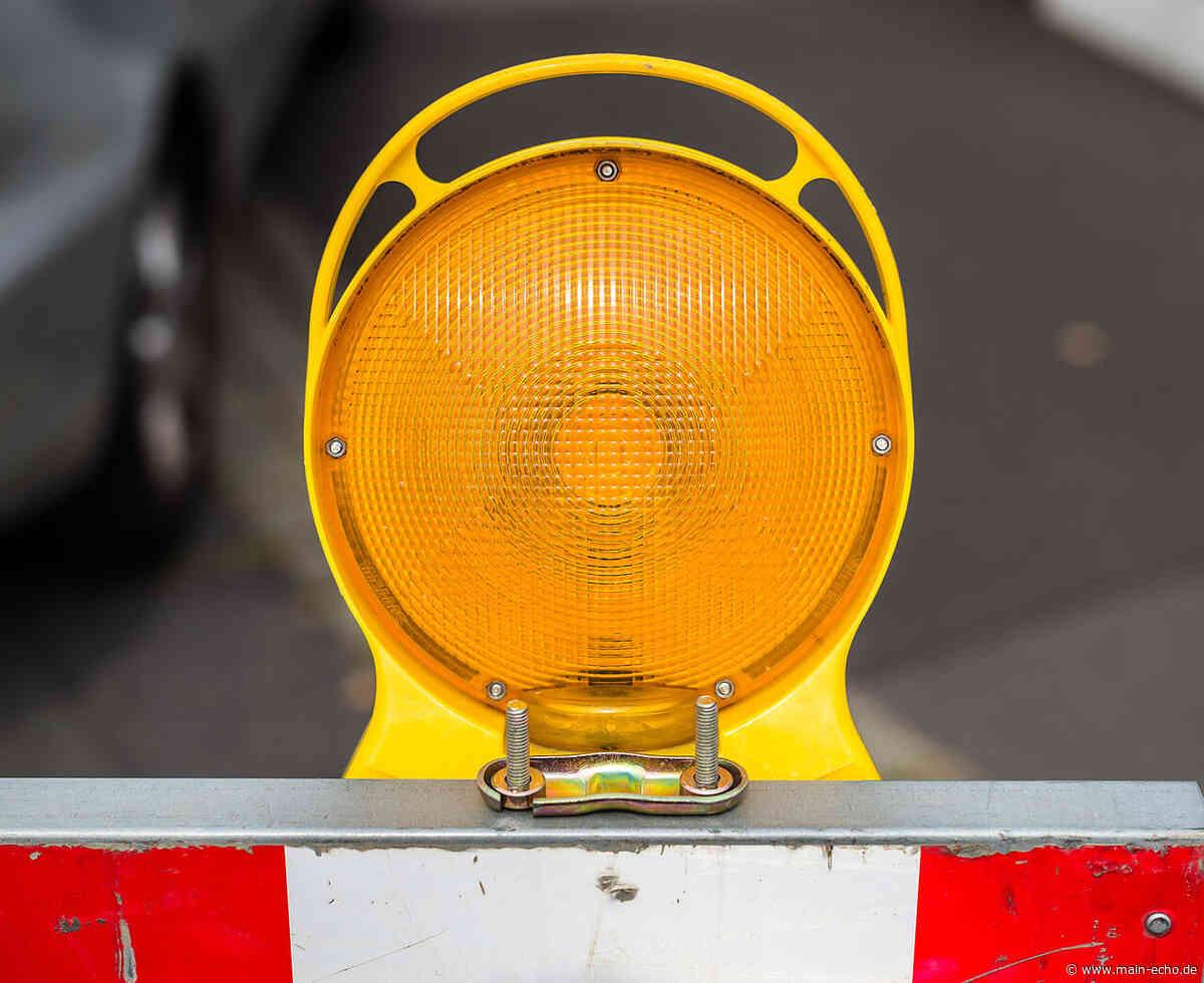 Aschaffenburg: Verbindungsstraße zum Klinikum noch bis in den Nachmittag gesperrt - Main-Echo