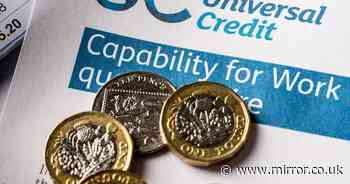 Universal Credit £20 boost 'to be extended while Covid rules are still in place'