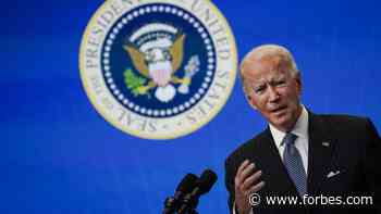 Biden: American Public Could Be Vaccinated Against Coronavirus By Spring - Forbes