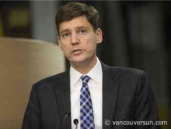 Ex-lottery VP says A-G David Eby 'disinterested' in corporation's anti-money laundering efforts