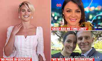 TV stars, actors and radio hosts line up to slam Australia Day as January 26 gets underway