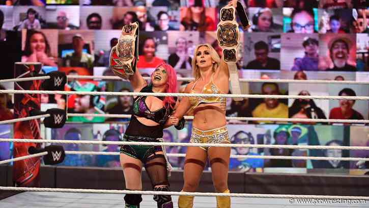 WWE Women's Tag Team Championship Match Added To Royal Rumble