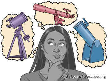 How to Choose a Telescope