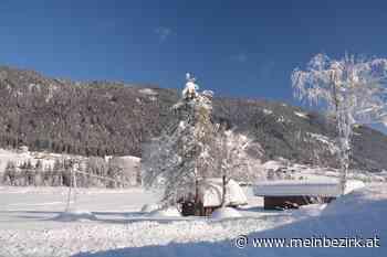 Weissensee: Winterlandschaft - Feldkirchen - meinbezirk.at - meinbezirk.at