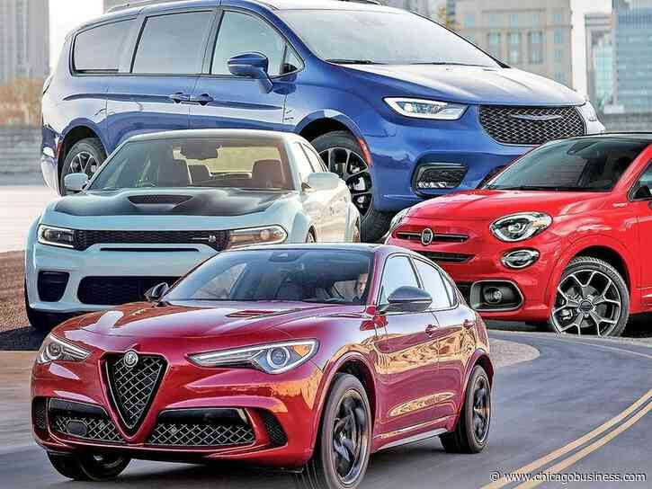 WHICH BRANDS WILL SURVIVE FIAT CHRYSLER AUTOMOBILES-PSA GROUP MERGER? - Crain's Chicago Business
