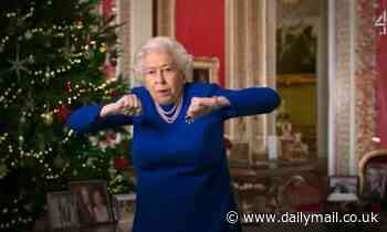 Ofcom clears C4 over its 'deepfake' Queen message during festive broadcast