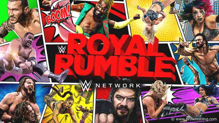 WWE Backstage To Reveal 30th Entrant In Men's Rumble, 1st & 2nd Entrants In Women's Rumble
