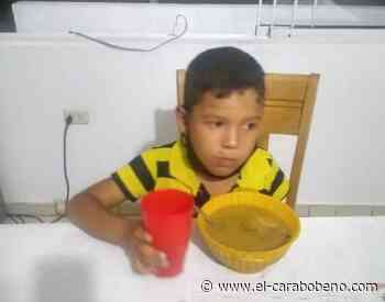 Apareció en Campo de Carabobo niño secuestrado en Güigüe - El Carabobeño
