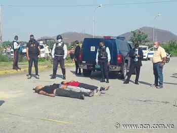 Up Next Hallaron tres cadáveres en la autopista Güigüe-Valencia - ACN ( Agencia Carabobeña de Noticias)