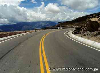 Suscriben contrato para la construcción de la Vía de Evitamiento de Abancay - Radio Nacional del Perú