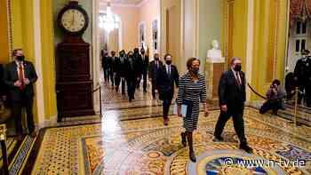 Ex-Präsident droht Ämtersperre: Anklage gegen Trump im Senat eingereicht