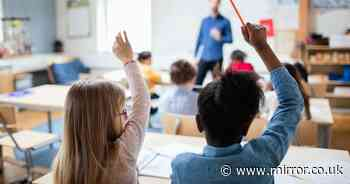 Schools to 're-open primary school and key exam years first' under new plans