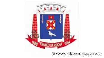 Concurso Público da Prefeitura de Franco da Rocha - SP tem cronograma retificado - PCI Concursos