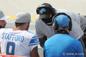 Raiola: Former Regime Sped Up Stafford Wanting to Leave - Sports Illustrated