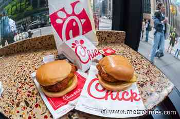 Problematic fave Chick-fil-A will open new metro Detroit locations this week - Detroit Metro Times
