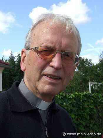 Pfarrer Zirkel aus Elsenfeld mit 90 Jahren gestorben - Main-Echo