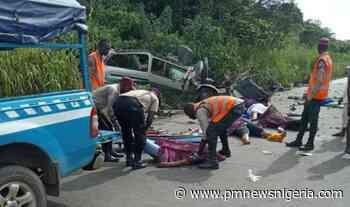 4 die in Ogbomoso-Ilorin road crash - P.M. News
