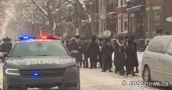 Multiple changes to religious gathering directions create confusion for Outremont Hasidic community - Global News