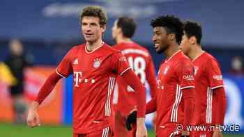 Geldrangliste der Fußball-Klubs: Der FC Bayern ist die Nummer drei in Europa