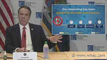 Rochester business owners react to Cuomo's announcement that COVID restrictions may be loosened