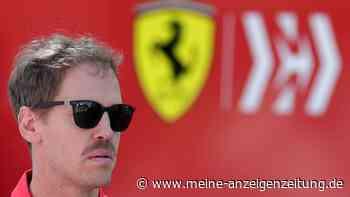 Sebastian Vettel packt aus - Bruch mit Ferrari verlief anders als von vielen vermutet