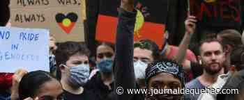 Des milliers d'Australiens dénoncent la «Journée de l'invasion», malgré le virus