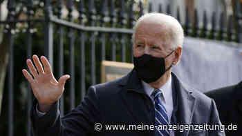 Biden telefoniert erstmals mit Bundeskanzlerin Merkel - und erhält gleich Lob für eine Entscheidung