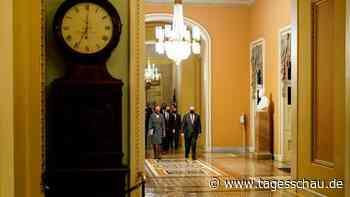 Trump-Impeachment erreicht US-Senat