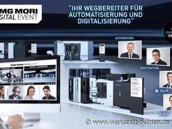 Das DMG MORI DIGITAL EVENT aus Pfronten - Werkstatt-Betrieb.de