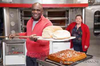 """Collins bakt boerenbrood in de Brugse Poort: """"Helemaal zoals vroeger"""""""