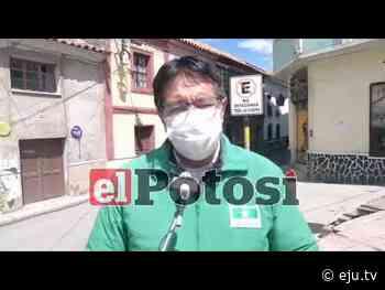 Barrientos pide garantizar el internet gratuito para estudiantes en Potosí - eju.tv