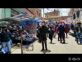 La intendencia de Potosí incide en tareas de control de bioseguridad - eju.tv