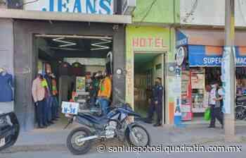 Usan hoteles baratos para secuestros virtuales - Noticias de San Luis Potosí - Quadratín San Luis