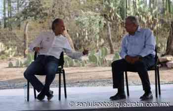 López Obrador informa que tiene Covid 19 - Noticias de San Luis Potosí - Quadratín San Luis