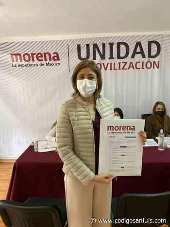 """(Video) """"No abandoné el barco, busco un mejor San Luis Potosí"""": Mónica Rangel - Código San Luis"""