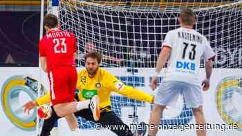 Handball-WM: Wilde Schlussphase zwischen Deutschland und Polen! Last-Minute-Parade bringt Entscheidung
