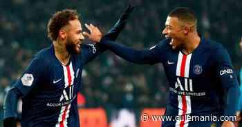 La tensión que se palpa en el PSG con Neymar y Mbappé - Culemania